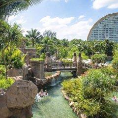 Отель Centara Grand Mirage Beach Resort Pattaya Таиланд, Паттайя - 11 отзывов об отеле, цены и фото номеров - забронировать отель Centara Grand Mirage Beach Resort Pattaya онлайн бассейн фото 3