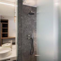 Отель Alpin & Stylehotel Die Sonne Италия, Парчинес - отзывы, цены и фото номеров - забронировать отель Alpin & Stylehotel Die Sonne онлайн ванная