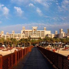 Отель Jumeirah Al Qasr - Madinat Jumeirah пляж