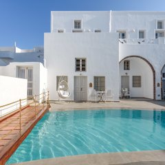 Отель Museo Grand Hotel Греция, Остров Санторини - отзывы, цены и фото номеров - забронировать отель Museo Grand Hotel онлайн бассейн