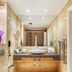 Отель Elinotel Apolamare Hotel Греция, Ханиотис - отзывы, цены и фото номеров - забронировать отель Elinotel Apolamare Hotel онлайн ванная