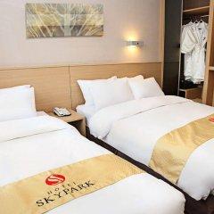 Hotel Skypark Dongdaemun I комната для гостей фото 3