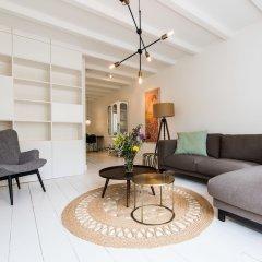 Отель Jordaan Harlem Apartments Нидерланды, Амстердам - отзывы, цены и фото номеров - забронировать отель Jordaan Harlem Apartments онлайн комната для гостей фото 2