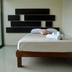 Отель Sayab Hostel Мексика, Плая-дель-Кармен - отзывы, цены и фото номеров - забронировать отель Sayab Hostel онлайн комната для гостей фото 3