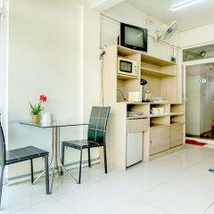 Отель Riski residence Bangkok-noi Таиланд, Бангкок - 1 отзыв об отеле, цены и фото номеров - забронировать отель Riski residence Bangkok-noi онлайн в номере фото 2