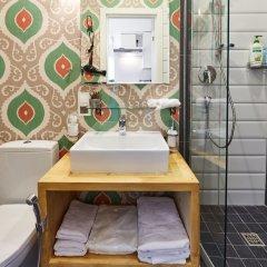 Гостиница Калейдоскоп Дизайн ванная