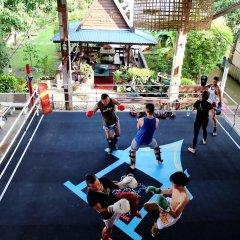 Отель Sor Vorapin Muay Thai Home Бангкок детские мероприятия фото 2