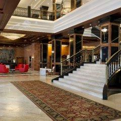 Hotel Melia Milano Милан интерьер отеля