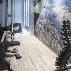 Отель Gran Via BCN фитнесс-зал фото 3