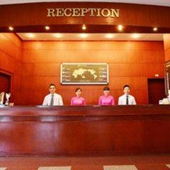 Grand Halong Hotel интерьер отеля