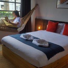 Отель Haus Sathorn 11 Bed & Breakfast Бангкок комната для гостей