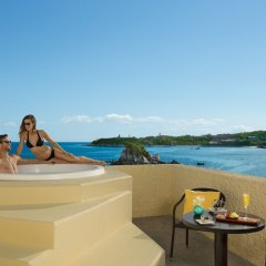 Отель Dreams Huatulco Resort & Spa бассейн фото 3