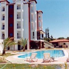 Carna Garden Hotel Турция, Сиде - отзывы, цены и фото номеров - забронировать отель Carna Garden Hotel онлайн бассейн фото 3