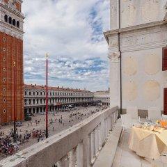 Отель San Marco Luxury - Canaletto Suites балкон