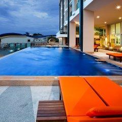 Отель Balihai Bay Pattaya бассейн