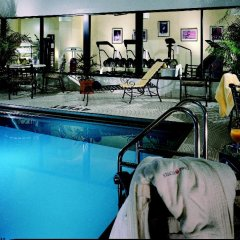 Omni Severin Hotel фитнесс-зал фото 2