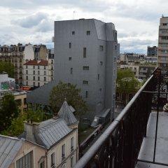 Отель Parc Hotel Франция, Париж - 1 отзыв об отеле, цены и фото номеров - забронировать отель Parc Hotel онлайн балкон