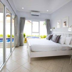 Отель Villa Tortuga Pattaya комната для гостей фото 2