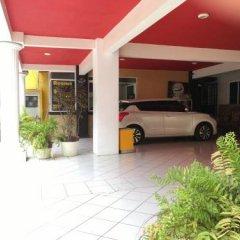Отель Suites La Jolla Mazatlán Масатлан парковка