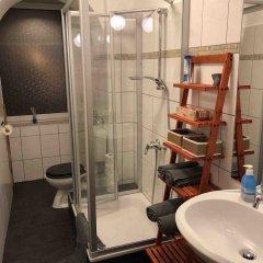 Отель Dream & Relax Apartment's Humboldt Германия, Нюрнберг - отзывы, цены и фото номеров - забронировать отель Dream & Relax Apartment's Humboldt онлайн ванная