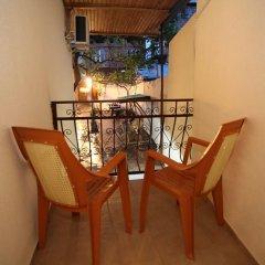 Мини-Отель Heyvany балкон