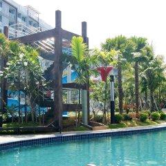 Отель Dusit Grand Park By Lurii Паттайя бассейн фото 3