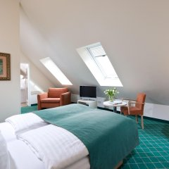 Hotel & Apartments Zarenhof Berlin Prenzlauer Berg комната для гостей