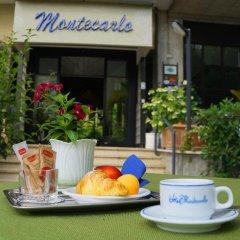 Hotel Montecarlo Кьянчиано Терме питание фото 2