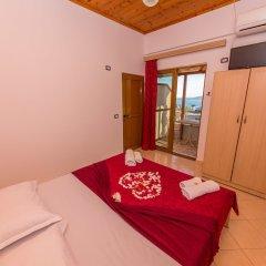 Отель Villa Nertili Албания, Ксамил - отзывы, цены и фото номеров - забронировать отель Villa Nertili онлайн комната для гостей фото 2