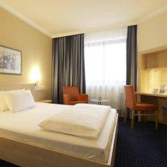 Отель IntercityHotel Nürnberg комната для гостей