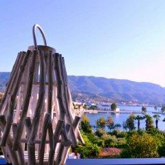 Отель Saga Hotel Греция, Порос - отзывы, цены и фото номеров - забронировать отель Saga Hotel онлайн балкон