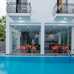 Отель Silver Moon Villa Hoi An - Guest House Вьетнам, Хойан - отзывы, цены и фото номеров - забронировать отель Silver Moon Villa Hoi An - Guest House онлайн бассейн