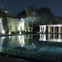 Отель Rambagh Palace бассейн
