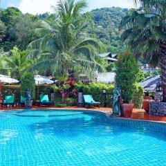 Отель Boomerang Village Resort Таиланд, Пхукет - 8 отзывов об отеле, цены и фото номеров - забронировать отель Boomerang Village Resort онлайн бассейн