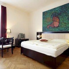 Отель Pension Museum Австрия, Вена - 1 отзыв об отеле, цены и фото номеров - забронировать отель Pension Museum онлайн комната для гостей фото 3