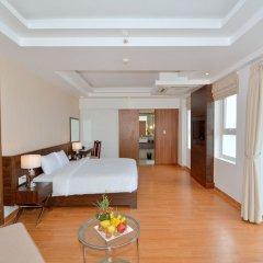 Отель Dessole Beach Resort Nha Trang Вьетнам, Кам Лам - отзывы, цены и фото номеров - забронировать отель Dessole Beach Resort Nha Trang онлайн комната для гостей фото 5