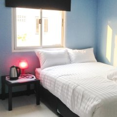 Отель The Mix Bangkok - Phrom Phong Бангкок комната для гостей