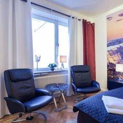 Апартаменты City Apartments Stockholm Стокгольм удобства в номере фото 2