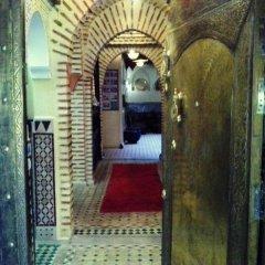 Отель Riad Boutouil интерьер отеля
