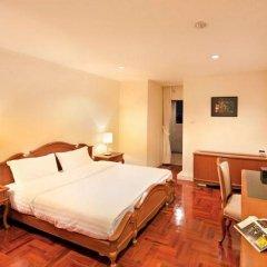 Апартаменты Orchid View Apartment Бангкок комната для гостей фото 3