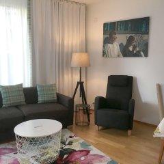 Апартаменты Top Apartments Helsinki - Tilkka комната для гостей фото 4