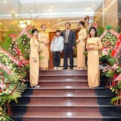 Отель Thi Thao Gardenia Далат помещение для мероприятий