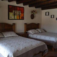 Отель Doña Crucita Мексика, Креэль - отзывы, цены и фото номеров - забронировать отель Doña Crucita онлайн сейф в номере