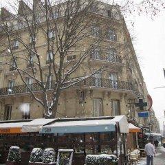 Отель Hôtel De Nice городской автобус