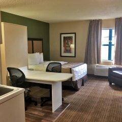 Отель Extended Stay America - Chicago - Hanover Park удобства в номере фото 2