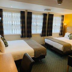 Отель Regency Hotel Parkside Великобритания, Лондон - отзывы, цены и фото номеров - забронировать отель Regency Hotel Parkside онлайн комната для гостей фото 5