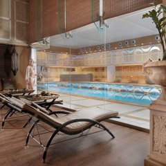 Отель Divani Apollon Suites Афины сауна