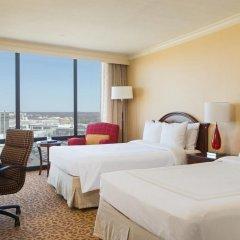 Отель Chicago Marriott Oak Brook комната для гостей фото 2