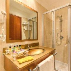 Отель Augusta Lucilla Palace Италия, Рим - 4 отзыва об отеле, цены и фото номеров - забронировать отель Augusta Lucilla Palace онлайн ванная фото 2