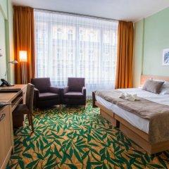 Отель Amarilis Чехия, Прага - 1 отзыв об отеле, цены и фото номеров - забронировать отель Amarilis онлайн комната для гостей фото 4